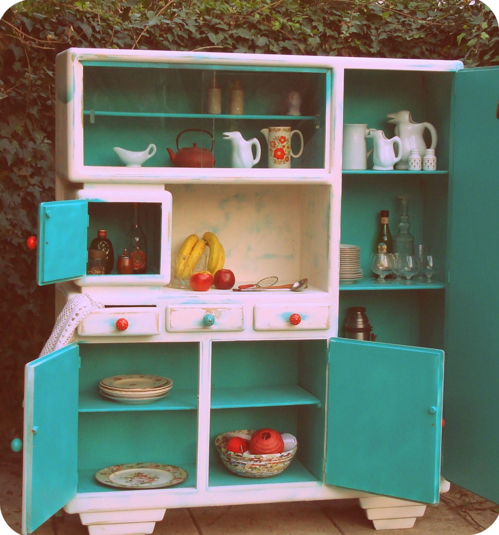 manolo aparador de cocina aos 50 - Aparadores De Cocina