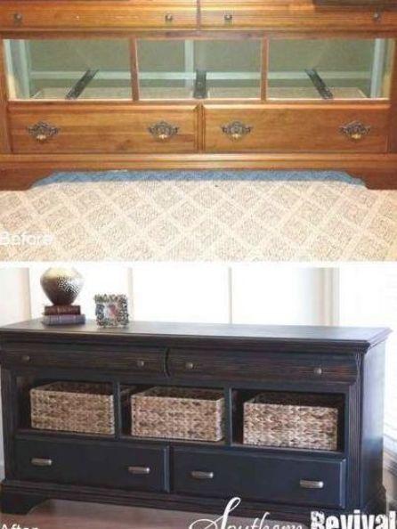 DIY Dresser Makeover #diy #furniture #makeover #repurpose #decorhomeideas