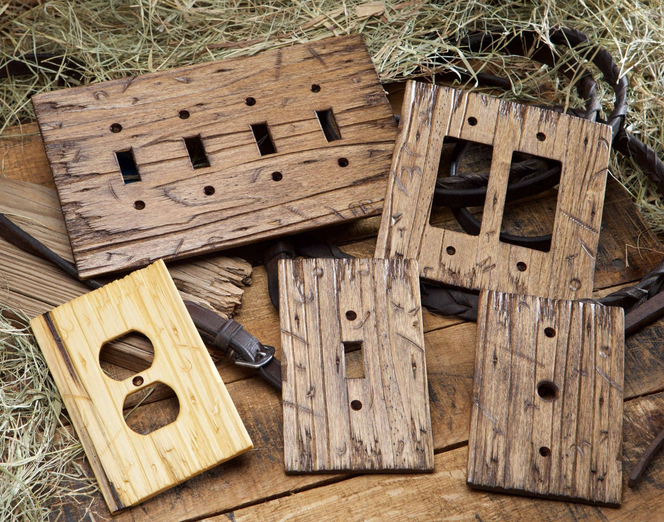 Barnwood Switchplates Reclaimed Barn Wood Is One Of The Most