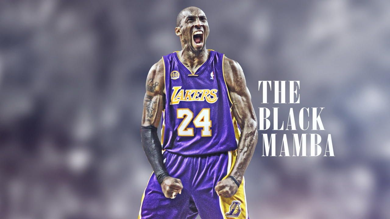Kobe Bryant Black Mamba Wallpapers Desktop Background