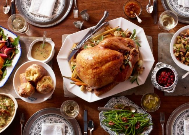 The Right Wine to Pair with Every Thanksgiving Course