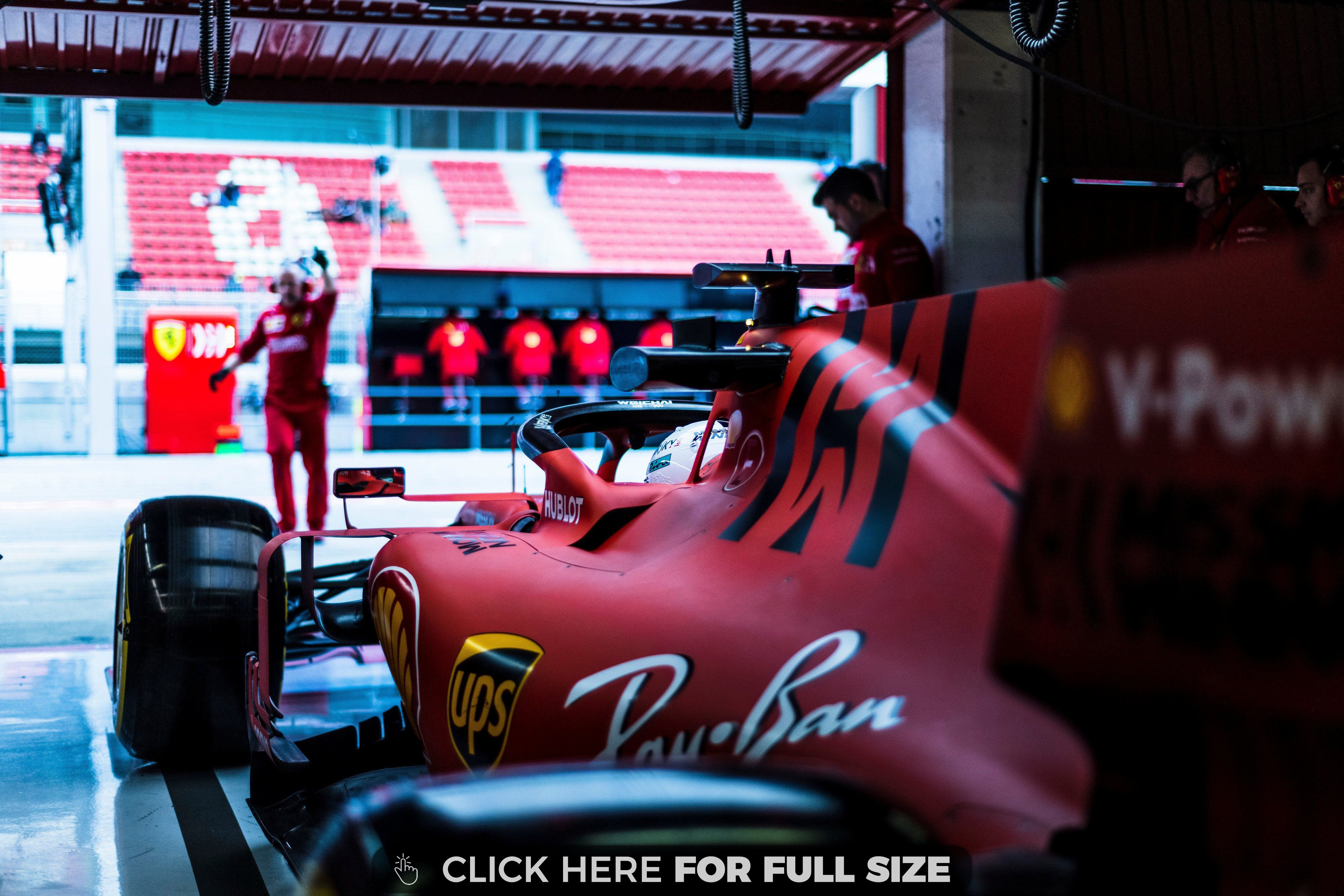 Ferrari Pre Season 4k Wallpaper In 2020 Formula 1 Ferrari Sports Wallpapers