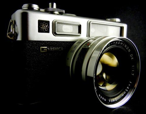 Yashica Electro 35 GSN - A Better Mousetrap | Pinterest