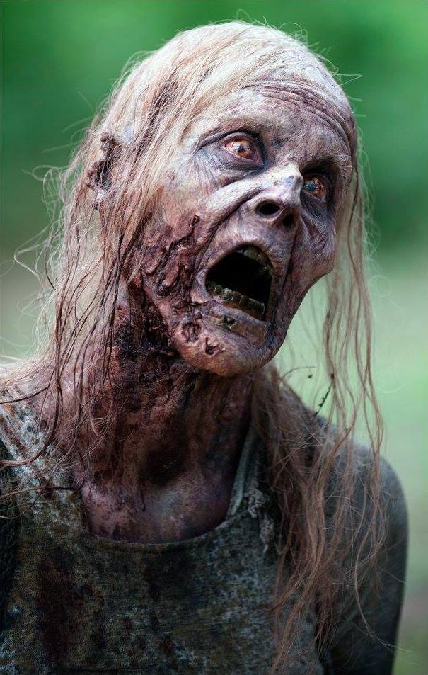 KNB Effects The Walking Dead Undead Pinterest