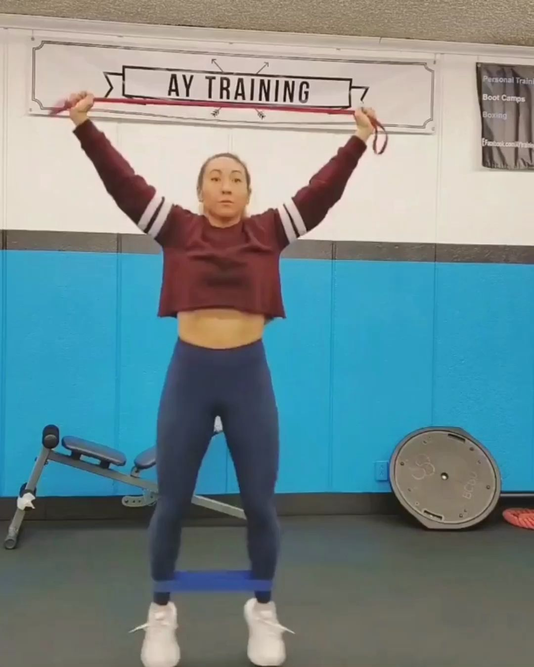 Basic Exercises With Resistance Bands