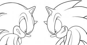 How To Draw Shadow And Sonic Step By Step Sonic Characters Pop Culture Free Online Drawing Tutorial Added By Da How To Draw Shadow Drawings Online Drawing