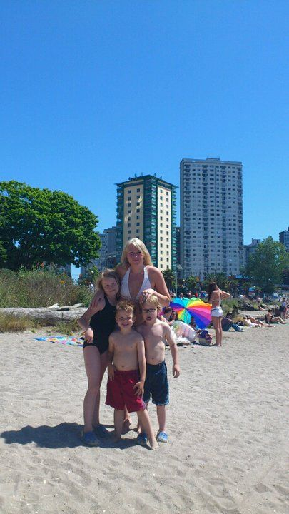 us beachin