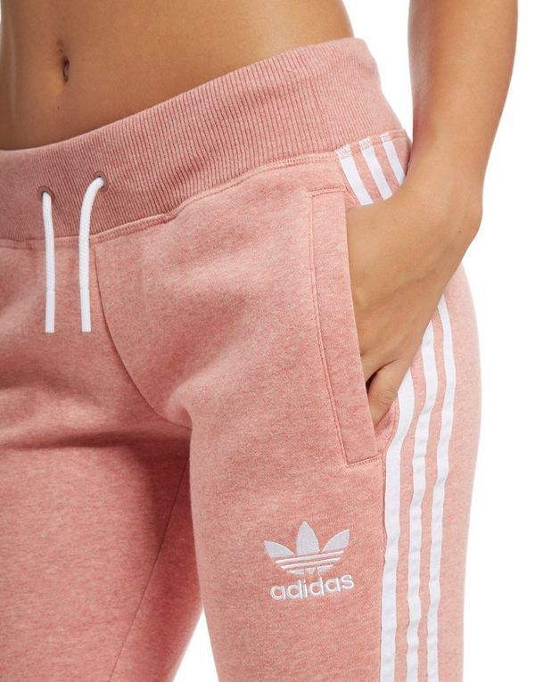 61148b6a52 MED / LARGE adidas Women's Slim Fit CALIFORNIA TRACK PANTS pink UK16 ...