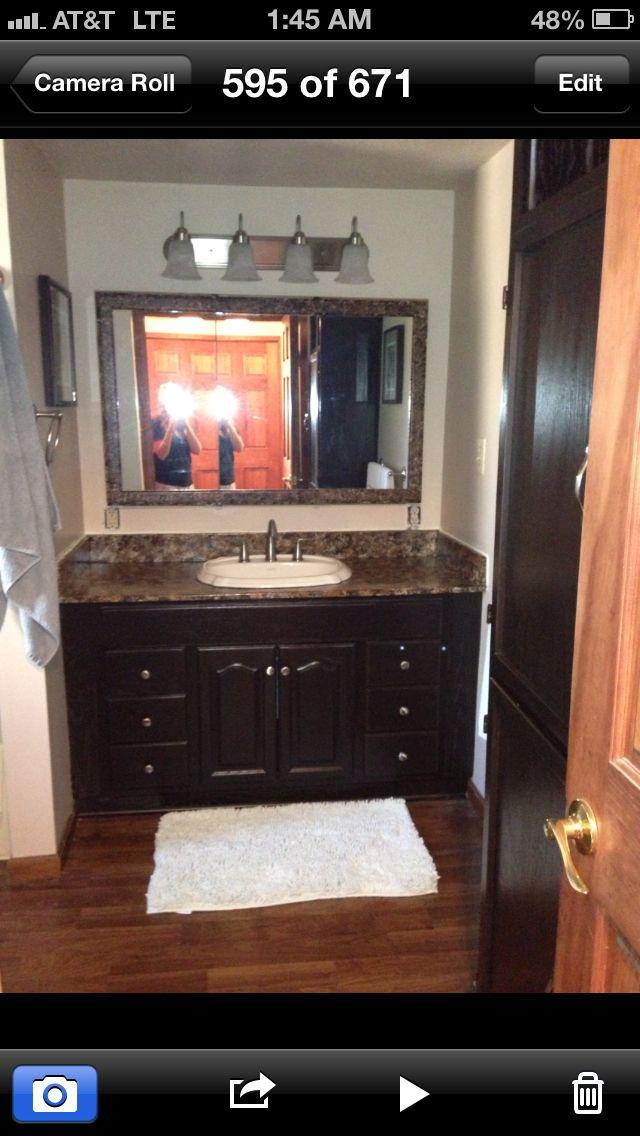 Bathroom Remodel Under 500 bathroom remodel under 500$ | diy | pinterest | bath and house