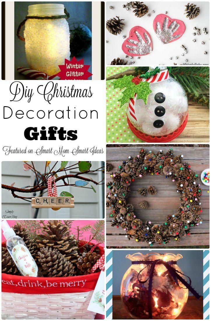 Diy Christmas Decoration Gifts Christmas Gift Decorations Christmas Decor Diy Christmas Diy