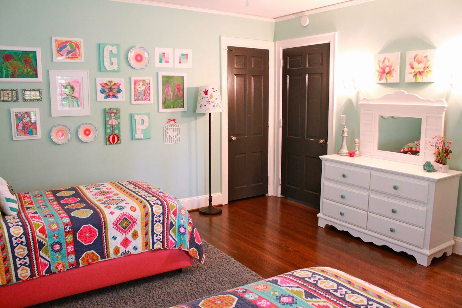 14 Year Old Room Ideas Home Transformation The Girls 39 Room Update Girls Room