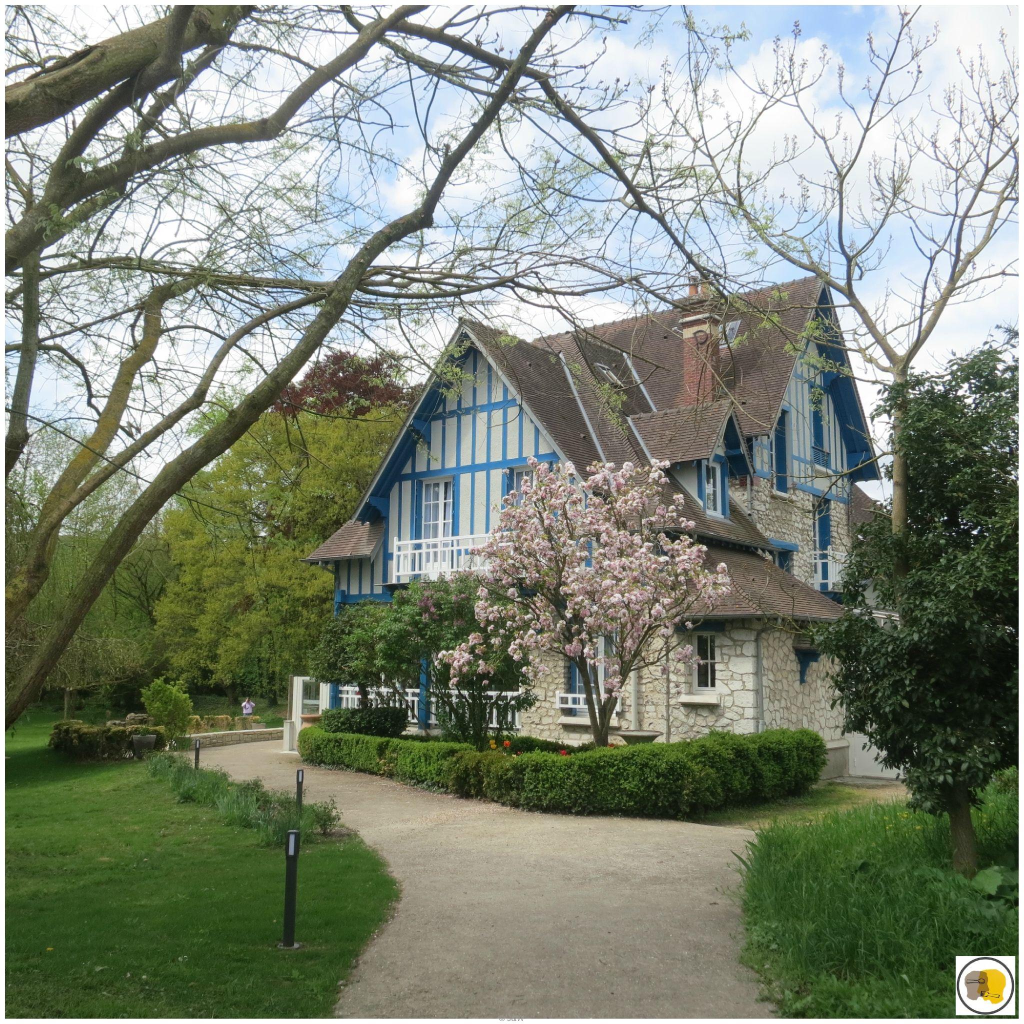 Le Jardin Des Plumes Giverny Eric Guerin Chez Claude Monet