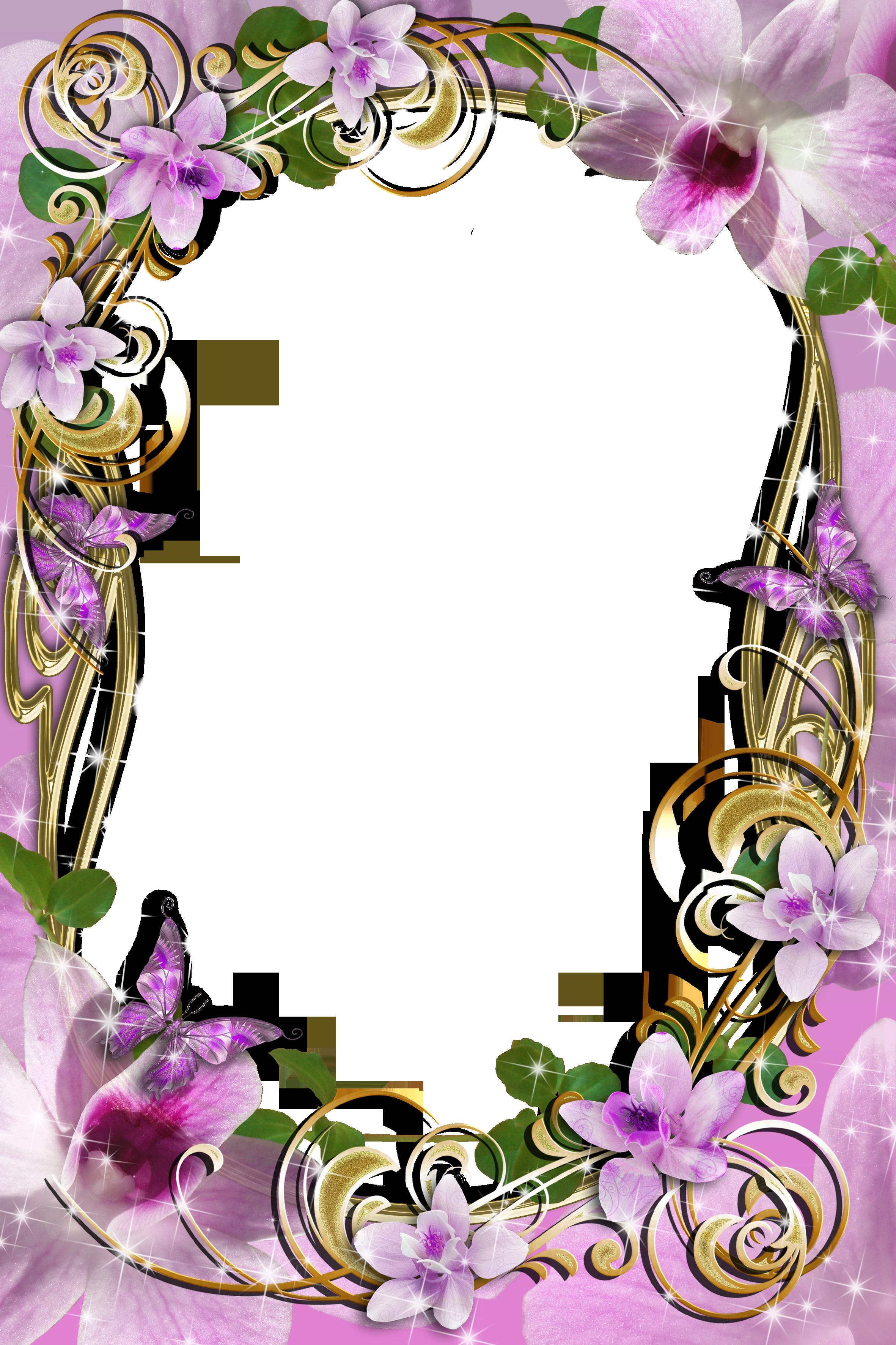 Pin by SHARLEAN M on PRETTY THINGS Flower frame, Flower