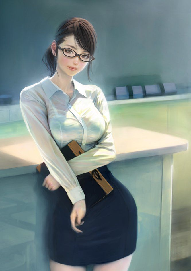 Mujiha ムジハ On Art Girl Female Character Design Pictures To