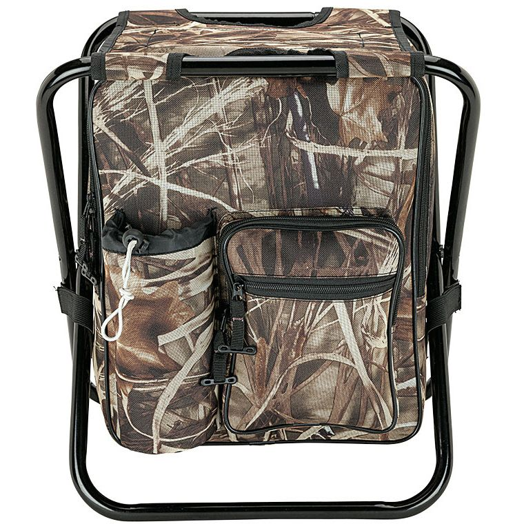24Can Camo Cooler Chair Camping accessories, Cooler