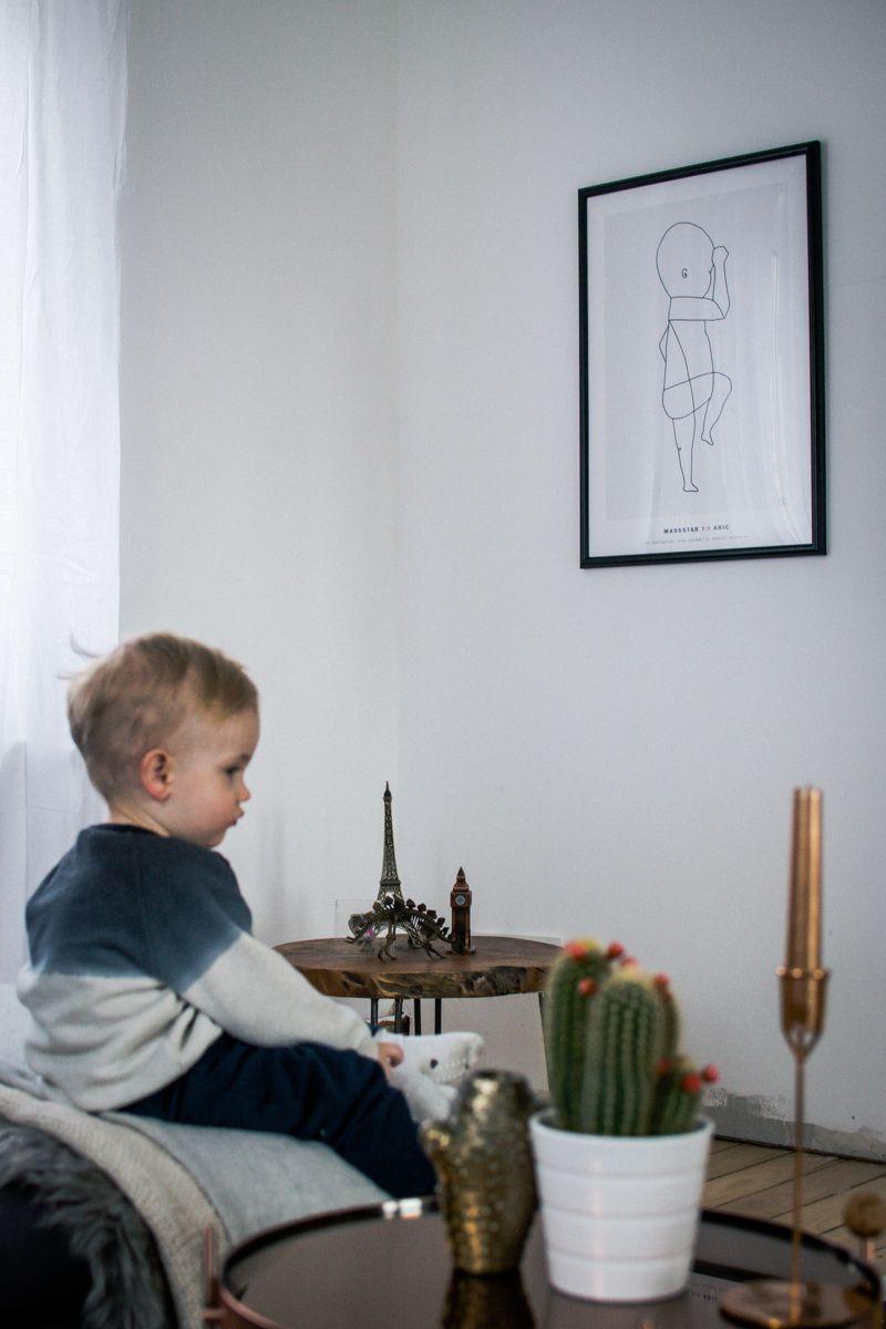 Bilder ohne Bohren Lampe kinderzimmer, Wohnbereich und