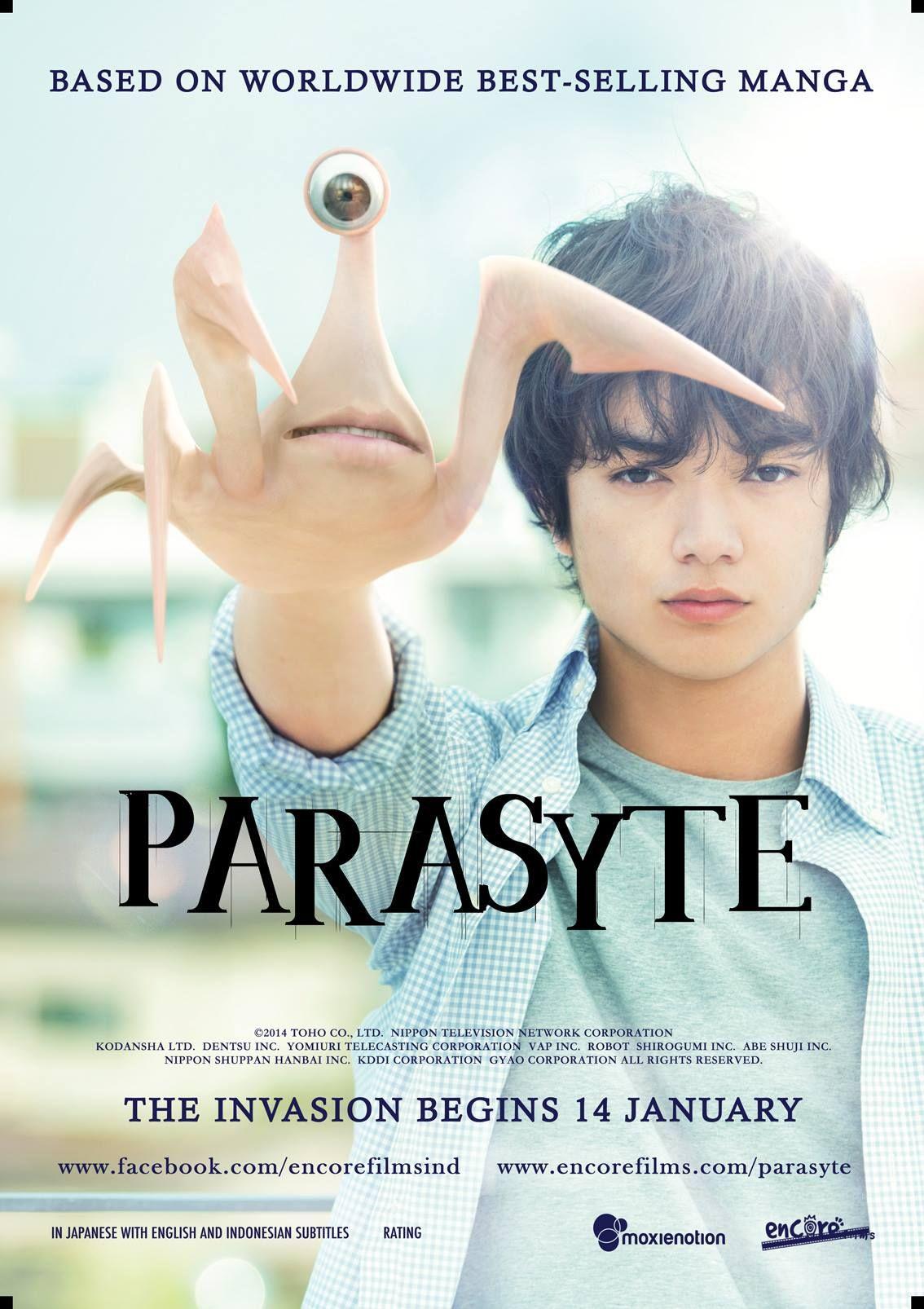 Parasyte [Live Action][Castellano][H][MEGA]