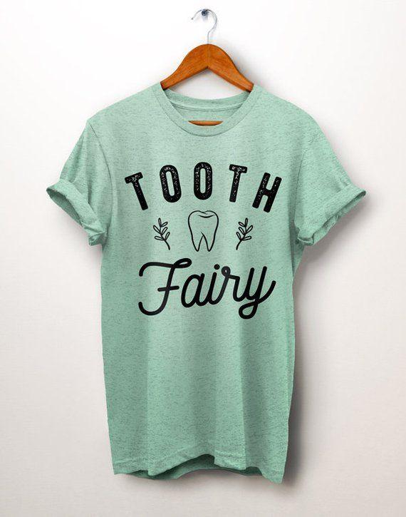 Dentist Gift. Tooth Fairy Shirt. Dental Hygienist. Dental Assistant. Rdh Gift. Gift for Dentist. Dental Gift. Dentist Shirt. Hygienist Shirt #dentalassistant