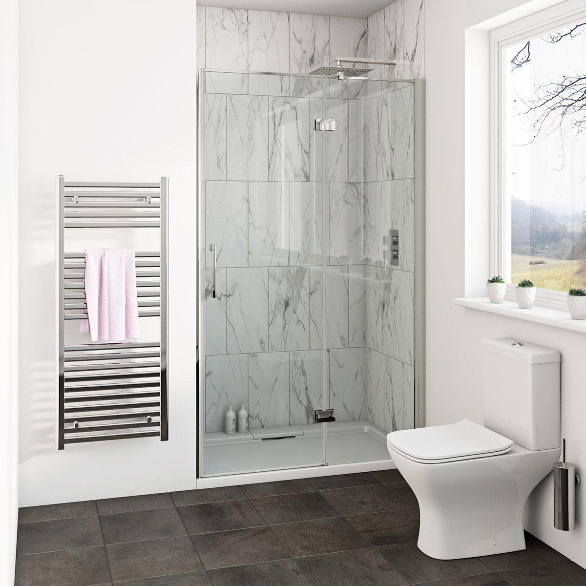 Mode Cooper premium 8mm easy clean shower door | Extension - Ensuite ...