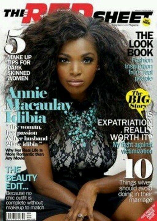 Afo nolly   Celebrity magazines, Fav celebs, Mercy johnson