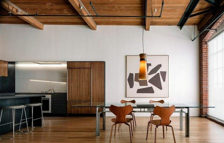 Ambiance bois pour créer un décor cosy  zoom sur 20 intérieurs