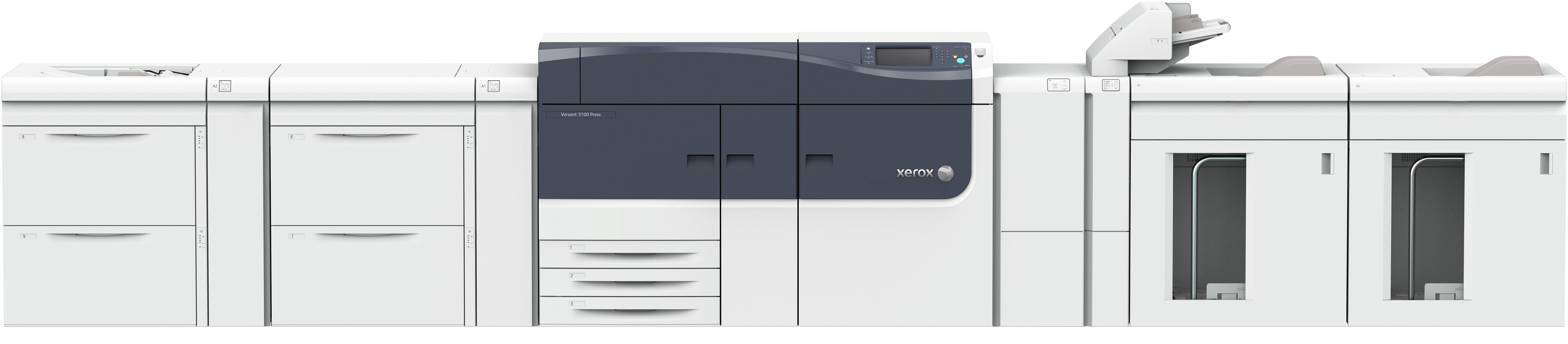 Xerox Versant 3100 Press Comida