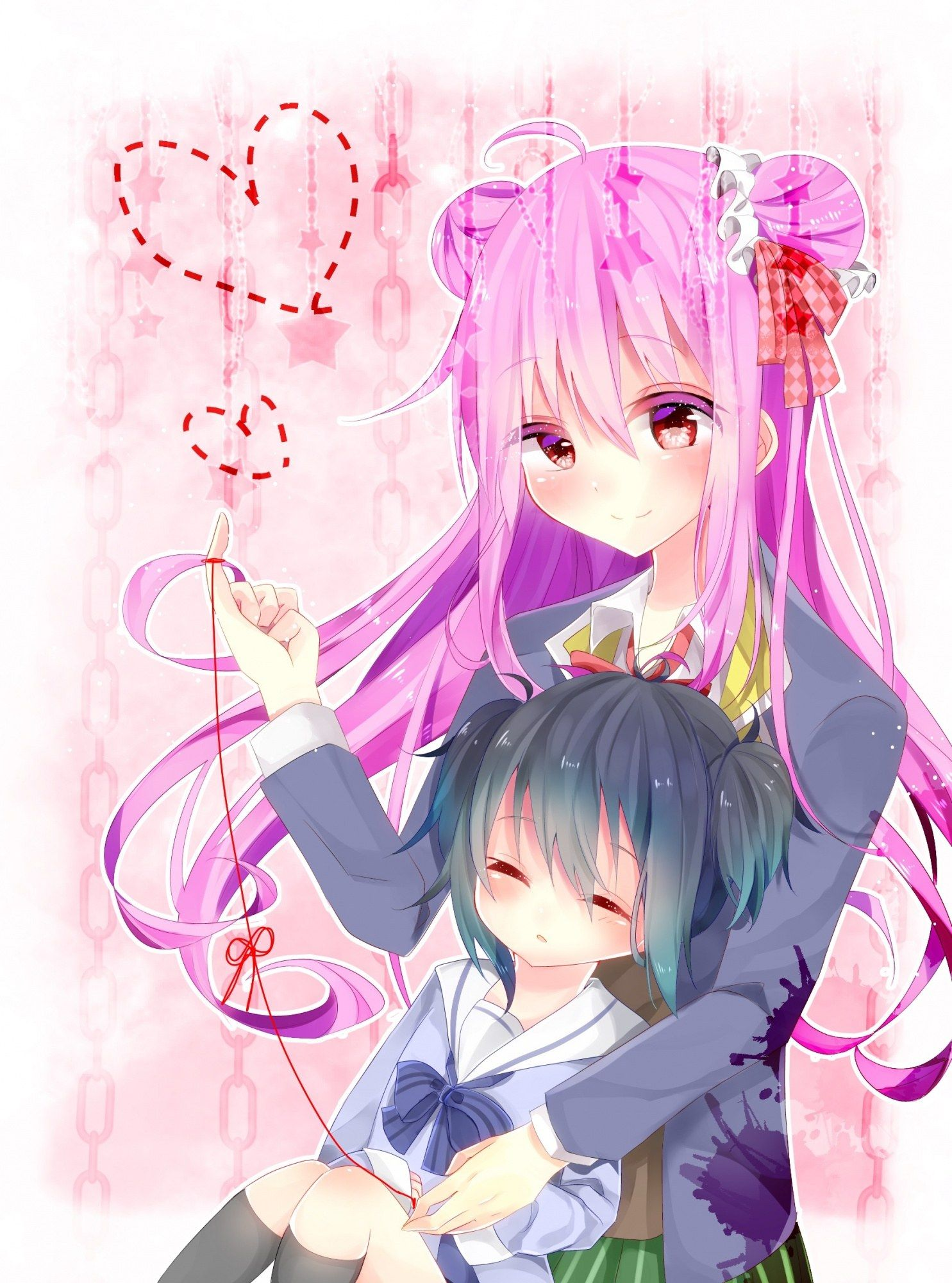 Pin by 𝙷𝚊𝚗𝚗𝚊𝚑 on ⋆☾Happy Sugar Life☽⋆ Anime, Life, Happy