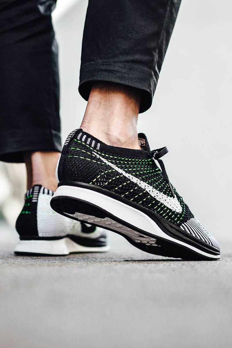 wholesale dealer 8f4b5 c25db At a mere 6 oz, the Nike Flyknit Racer weighs less than a pair of