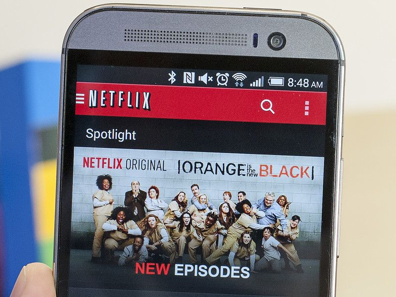Netflix receives enhanced visual searching in latest