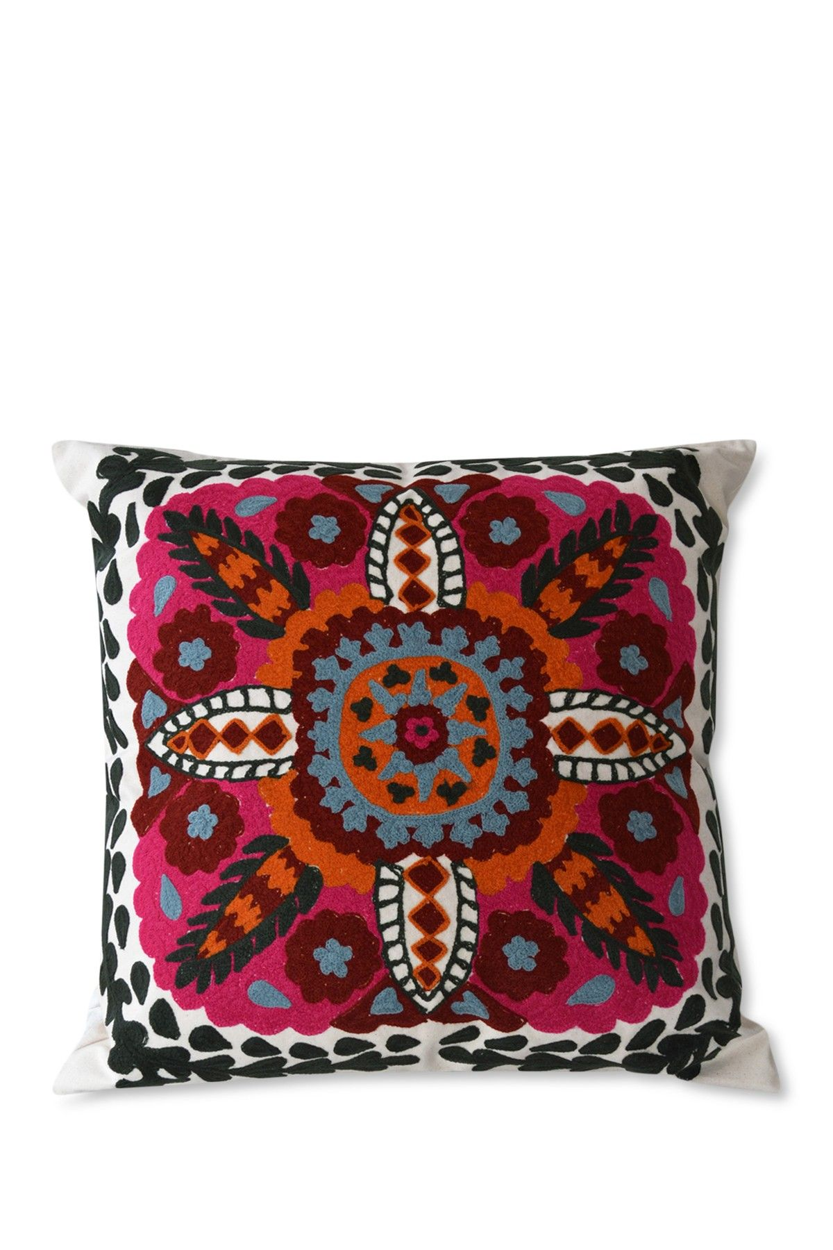 Monroe Multicolor Pillow | HauteLook