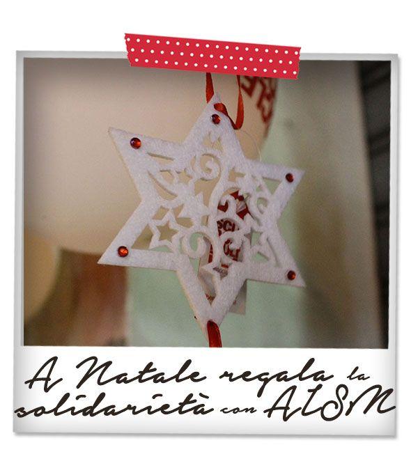 #telaraccontocosi AISM associazione italiana sclerosi multipla stelline ME creativeinside