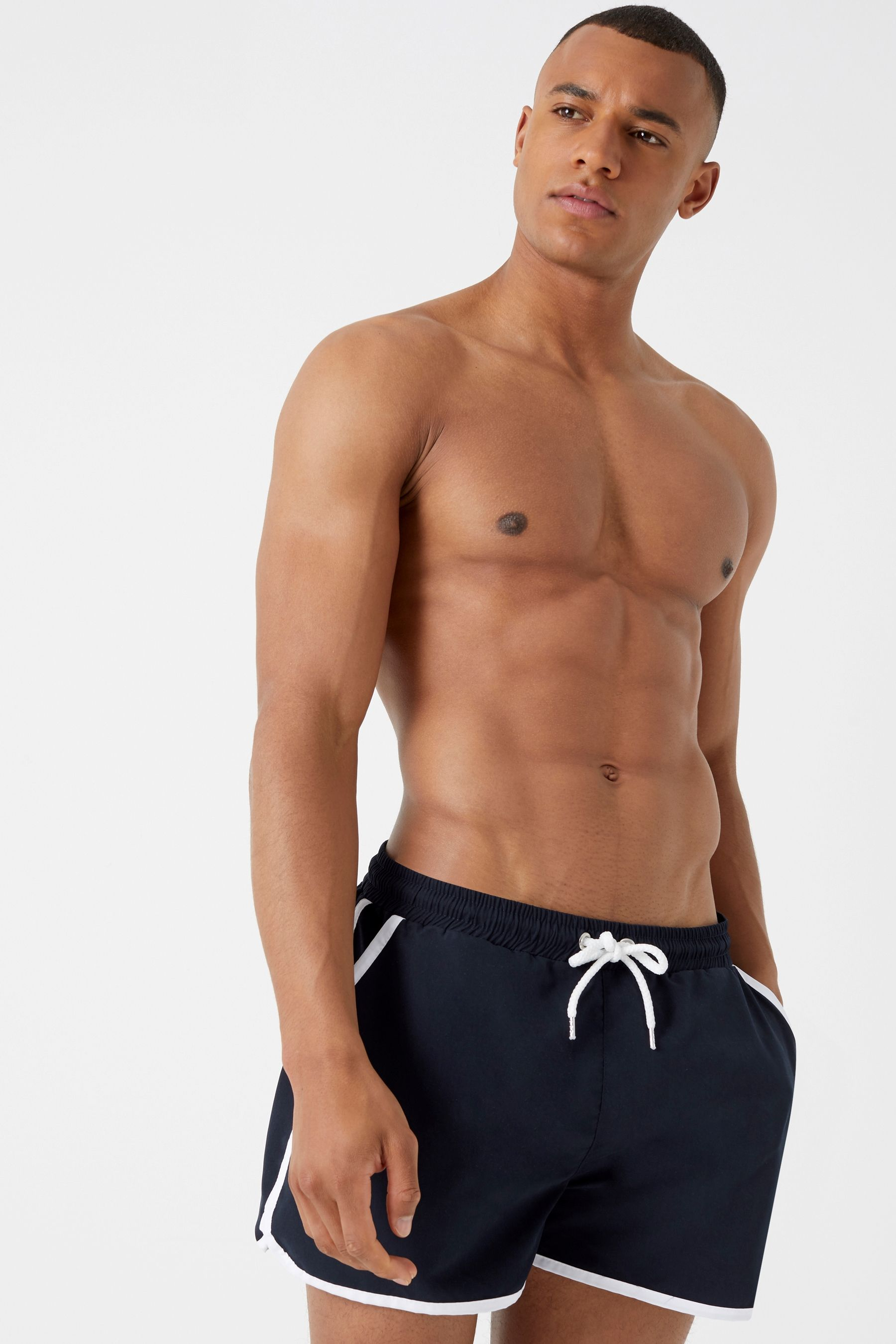 Swim Swimming Man Boohoo Shorts Mens BlueProducts wmn8vN0