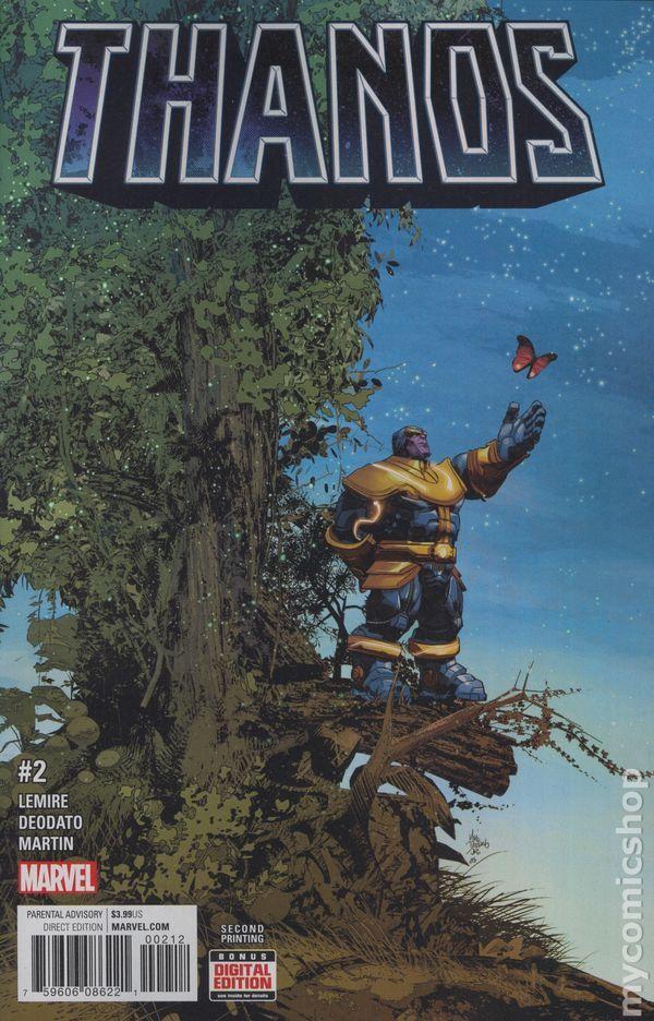 Thanos (2016 Marvel) 2C