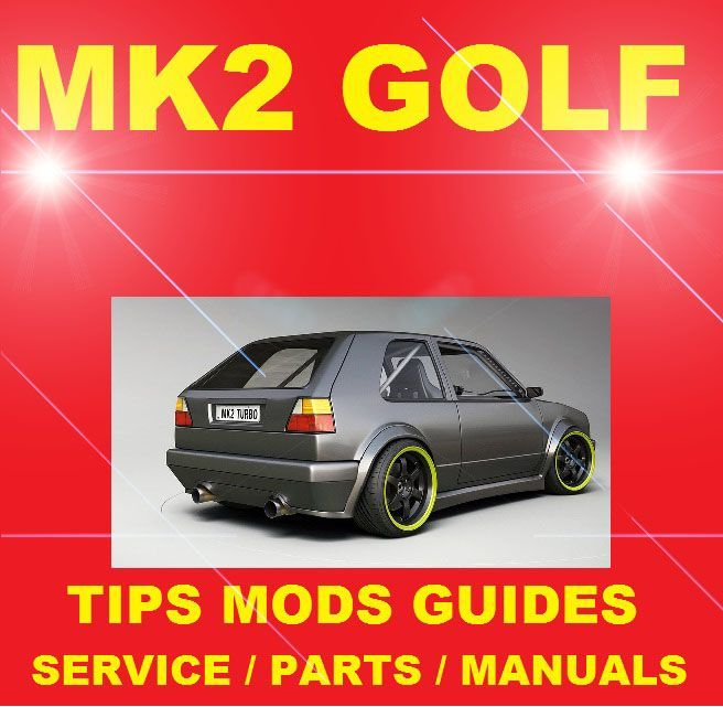 dedicated vw mk2 golf rabbit gl gti 8v 16v modification guides rh pinterest com 1981 VW Rabbit Convertible Parts 1981 VW Rabbit Convertible Parts