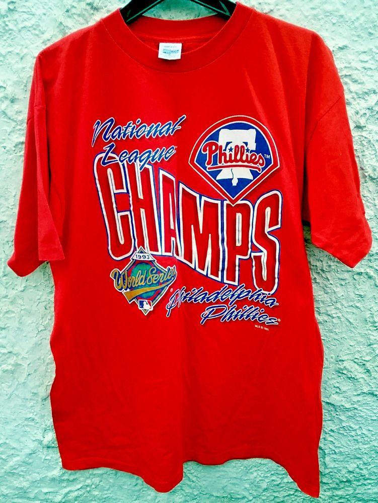 1993 Philadelphia Phillies National League Champions t