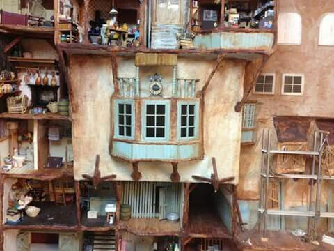 The Mouse House