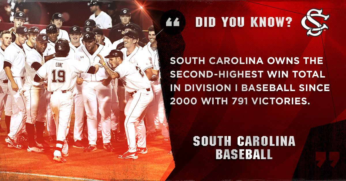 This Is South Carolina Baseball University of south