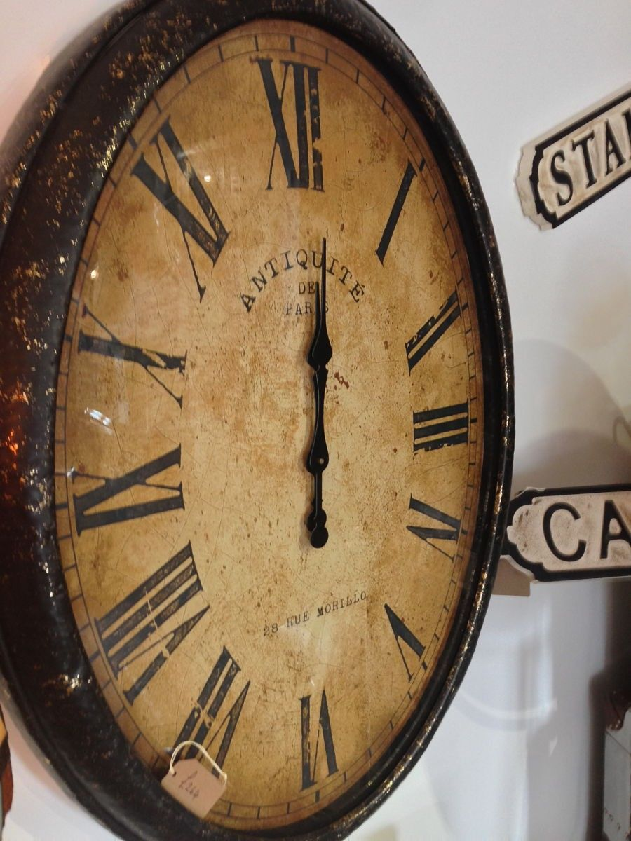 The time is station clock time check this vintage wall clock the time is station clock time check this vintage wall clock amipublicfo Image collections