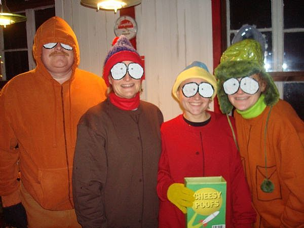 25 of the best worst and most terrifying cartoon character halloween costumes - Southpark Halloween Costumes