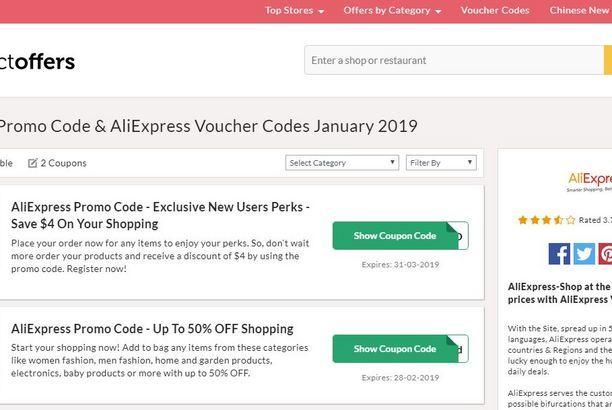 e612295720e aliexpress promo code January 2019 Singapore (Posts by Darren Rowse ...