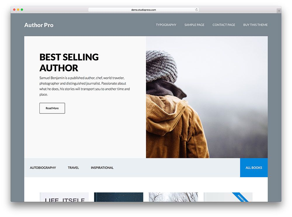 Interesting! Wordpress Templates Samples for Executive Search ...