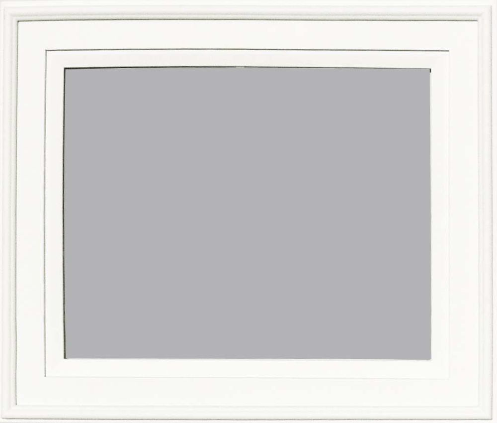 Picture Frame Wood White Plein Air 3 5 8 Quot Wide Liner