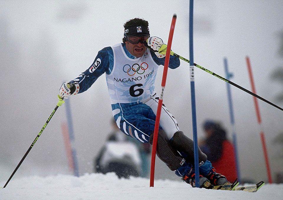 Alberto Tomba è un ex sciatore italiano noto a livello internazionale. Con cinquanta vittorie complessive in Coppa del Mondo è il terzo sciatore di sempre per numero di successi. #STORYMAKER #WOBI #WBFMI #SPORT