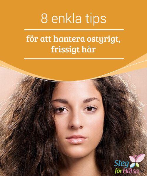 frissigt hår tips