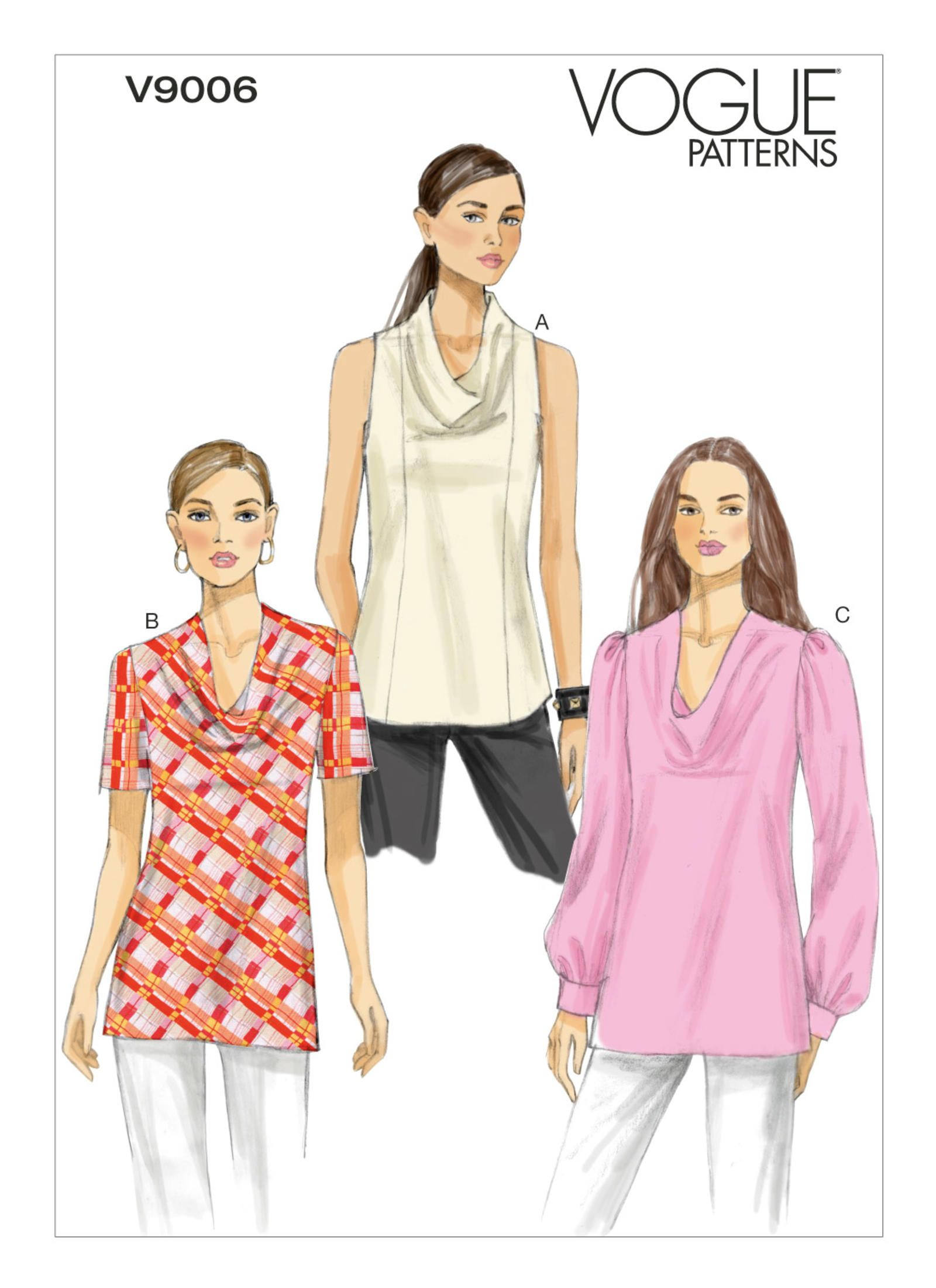 V12   Vogue patterns, Vogue dress patterns, Vogue sewing patterns