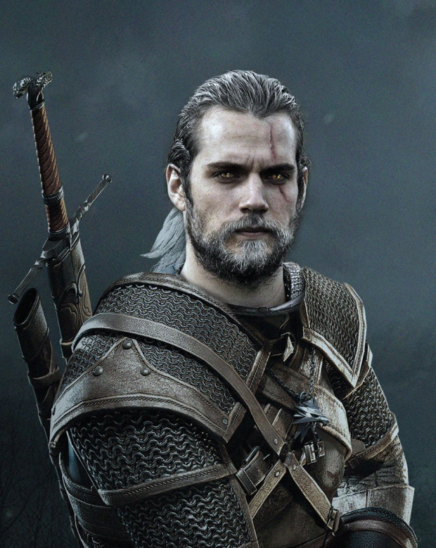 Henry Cavill Finishes Witcher 3 Considers Role As Geralt The Witcher The Witcher Geralt The Witcher Wild Hunt