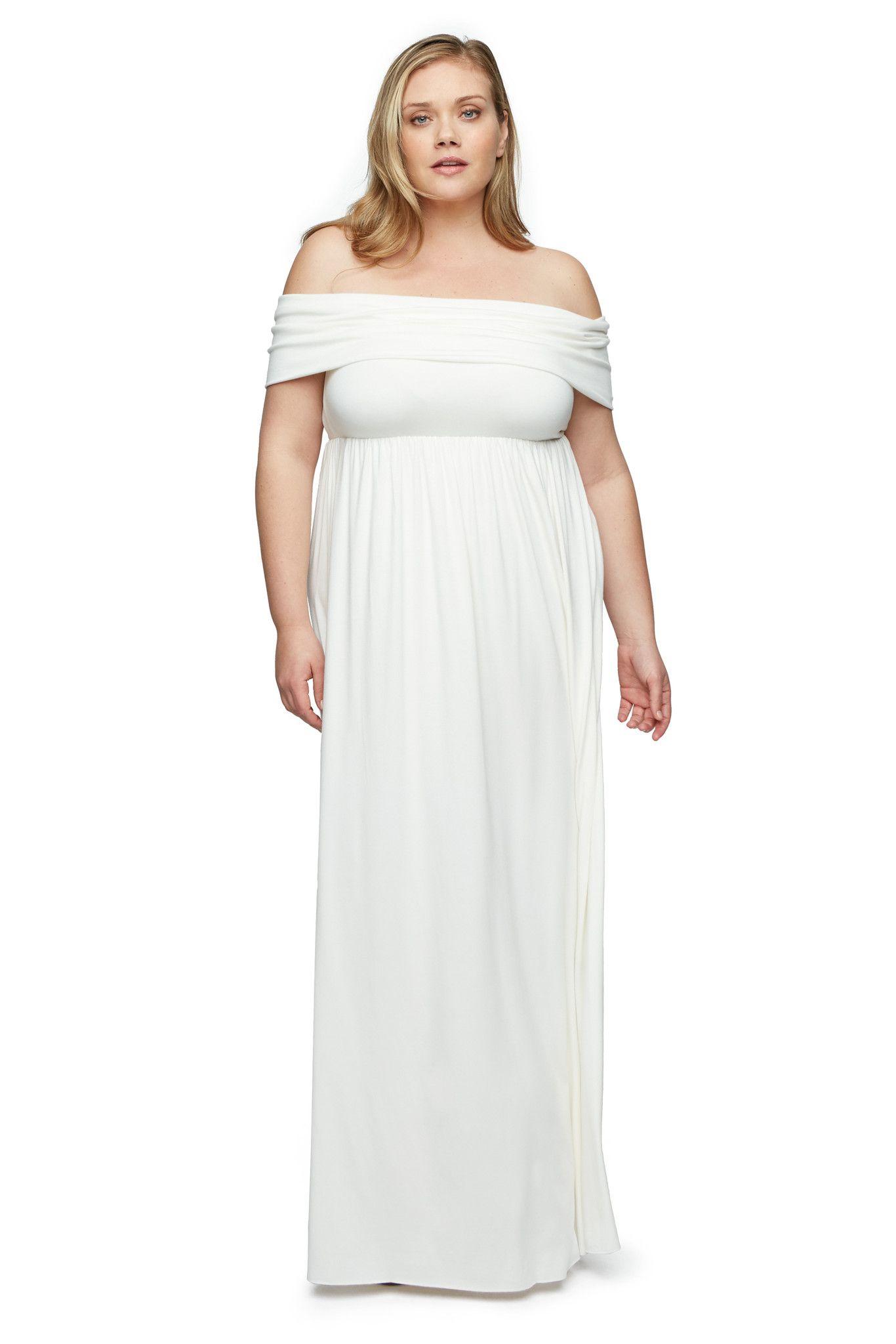 Midsummer Dress WL - White