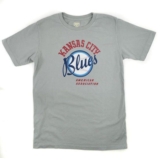 Kansas City Blues 1940 T-Shirt