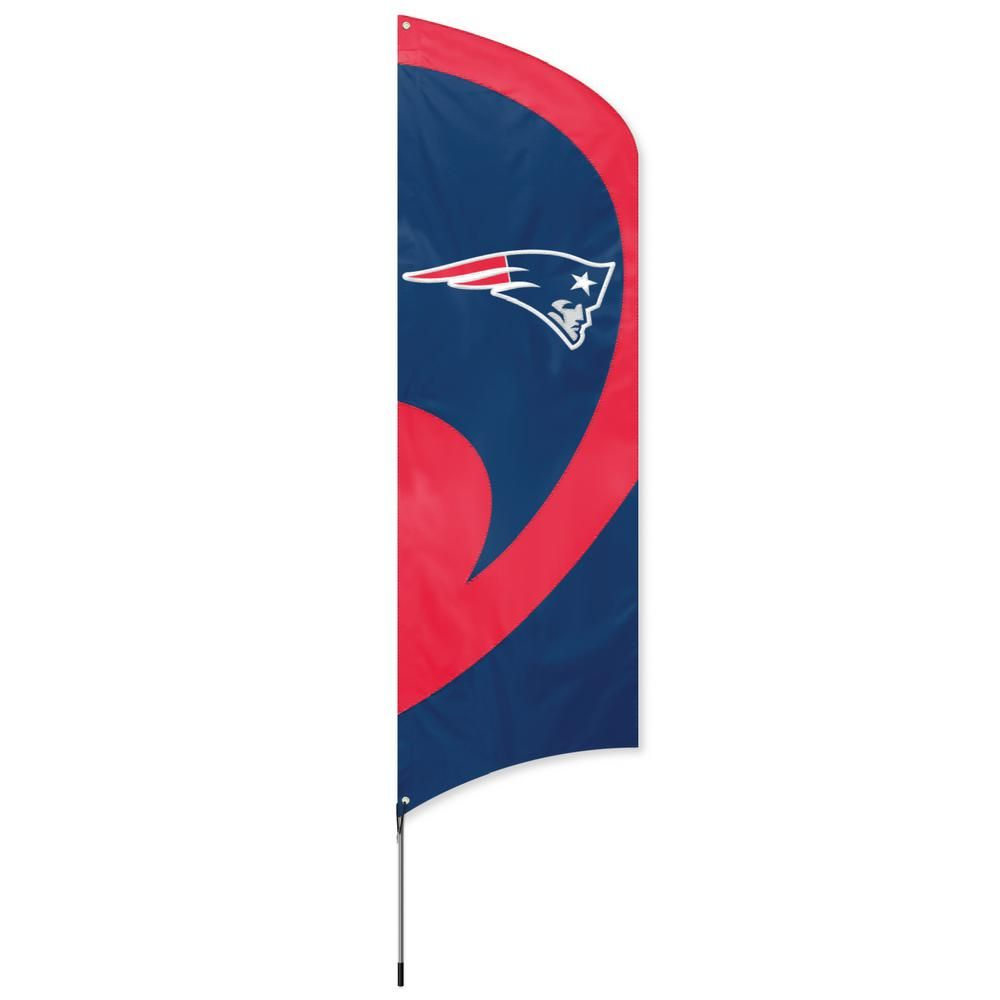 New England Patriots Garden Flag With Pole Nfl New England Patriots New England Patriots Football New England Patriots