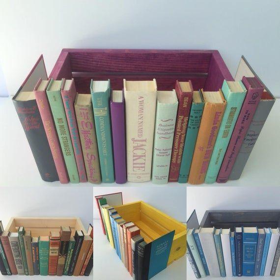 Vintage Decorative Secret Hidden Storage Covobox Faux Book Box, Router Cable Ele...#book #box #cable #covobox #decorative #ele #faux #hidden #router #secret #storage #vintage